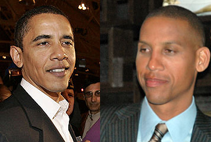 Reg and Barack 1