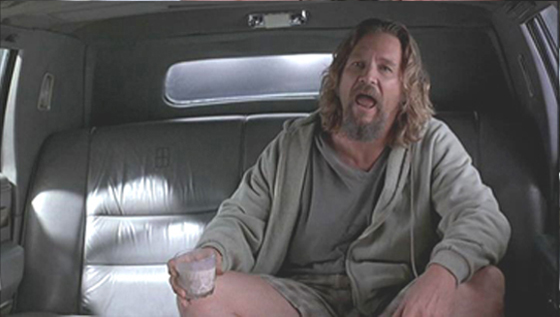 Big Lebowski New Things