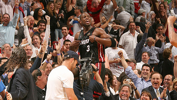 Dwyane Wade My House Miami