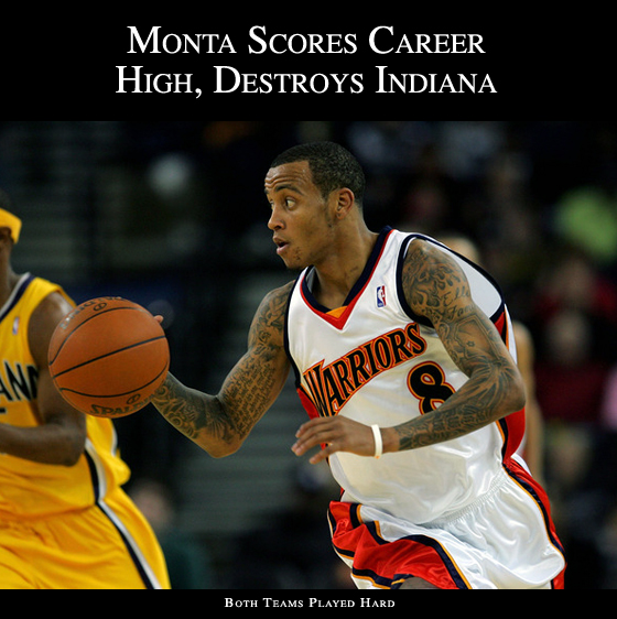 monta ellis career high