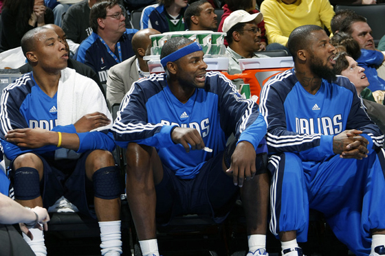 caron butler brendan haywood deshawn mavericks
