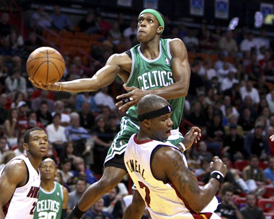 Celtics Heat Basketbal