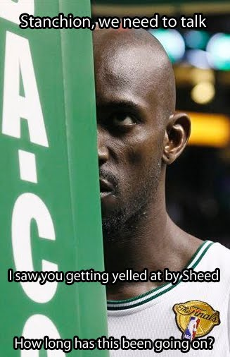 Kevin Garnett Sheed