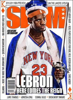 Lebron James Knicks
